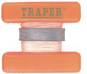 Буй саморазматывающийся Traper  (Оранжевый)