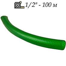 Шланг для полива цветной армированный 1/2 - 100 м Evci Plastik | 6314