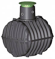 Емкость Carat 6500 л., сбор и использование дождевой воды