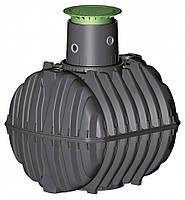 Емкость Carat 2700 л., сбор и использование дождевой воды