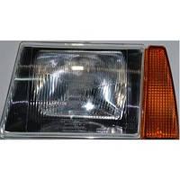"""Фара  ВАЗ 2108 (R) (черный корпус, указатель поворота желт.) """"Формула Света"""" 08.3711-01"""