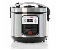 Мультиварка Banoo BN-7002 с йогуртницей на 48 программ 6 л 1500 Вт