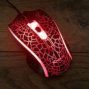 Игровая мышь Xtrike Me GM206 с подсветкой мышка компьютерная для игр компьютера пк геймерская мышь мышка