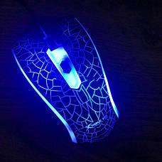 Игровая мышь Xtrike Me GM206 с подсветкой мышка компьютерная для игр компьютера пк геймерская мышь мышка, фото 2