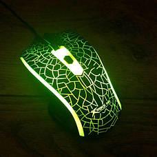 Игровая мышь Xtrike Me GM206 с подсветкой мышка компьютерная для игр компьютера пк геймерская мышь мышка, фото 3
