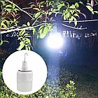 Аккумуляторная кемпинговая подвесная лампа-светильник BK-1820, фото 2