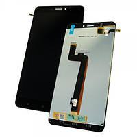 Дисплей Xiaomi Mi Max 2 с сенсором, черный (оригинальные комплектующие), фото 1