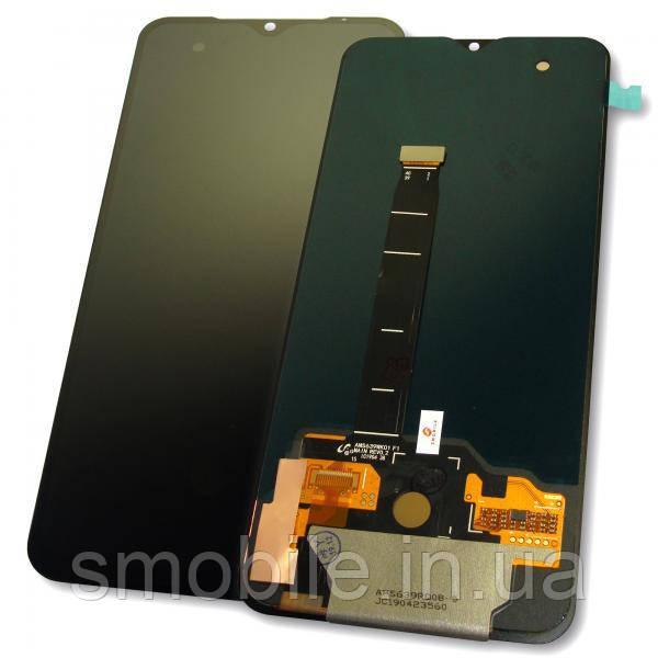 Дисплей Xiaomi Mi9 с сенсором, черный (оригинал Китай)