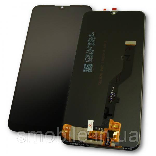 ZTE Дисплей ZTE Blade V10 Vita + сенсор чорний (оригінал Китай)