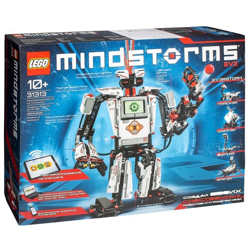 Конструктор LEGO® MINDSTORMS EV3 ЛЕГО Майндстормз® EV3