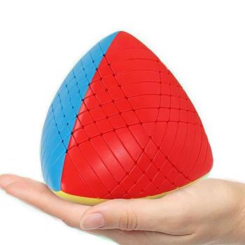 Головоломка Shengshou 8x8 Мастерморфікс кольоровий пластик