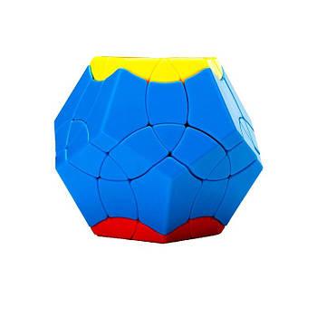 Головоломка ShengShou 3-Colors Megaminx триколірний мегаминкс