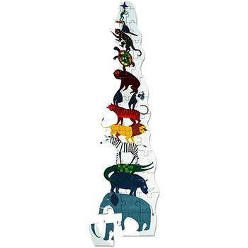 Пазл вежа Puzzle Jungle (36 частин)