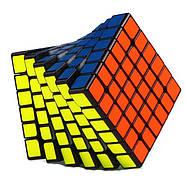 QiYi X-Man Shadow 6x6 black | Кубик 6х6 чорний, фото 2