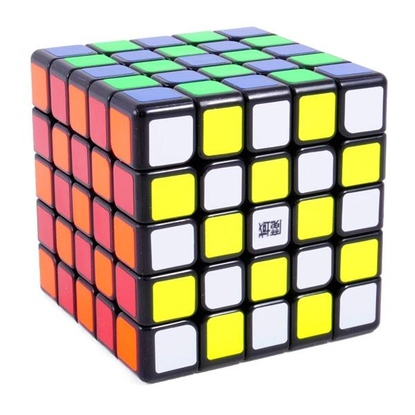 Кубик MoYu 5x5 AoChuang GTS чорний