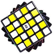 Кубик MoYu 5x5 AoChuang GTS чорний, фото 2