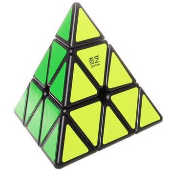 Головоломка QiYi Пірамідка чорна