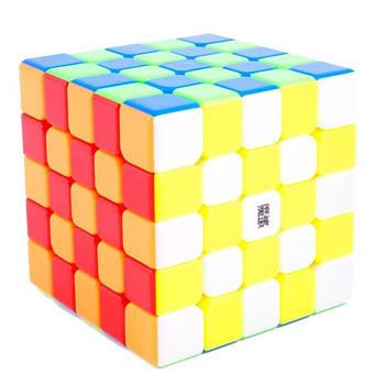 Кубик MoYu 5x5 AoChuang GTS кольоровий пластик