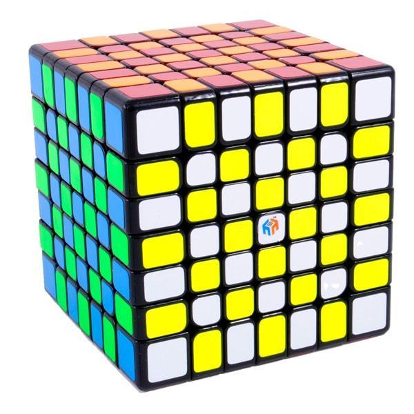 YuXin 7x7 Hays Stickerless   Кубик Юксін 7x7 без наліпок