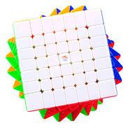 YuXin 7x7 Hays Stickerless   Кубик Юксін 7x7 без наліпок, фото 2