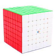 YuXin 7x7 Hays Stickerless   Кубик Юксін 7x7 без наліпок, фото 3