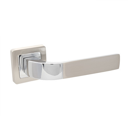 Ручка дверная Code Deco H-22104-A-NIS/CR (UA)
