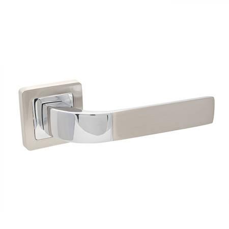 Ручка дверная Code Deco H-22104-A-NIS/CR (UA), фото 2