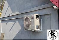 Профессиональная установка настенной сплит системы 18 (до 50 м кв, магистраль 3м)