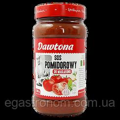Соус Давтона помідоровий sos Dawtona pomidorowy 550g 6шт/ящ (Код : 00-00005722)