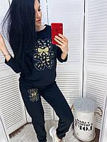 Женский стильный спортивный костюм c капюшоном Норма, фото 1