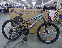 Велосипед Azimut Extreme 24 х 13  GFRD Skilful