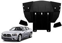 Защита двигателя Dodge Charger 2010-2021