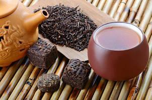 """Пуэр — """"земляной"""" чай с целебным эффектом!"""