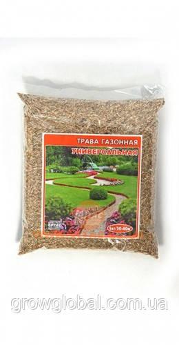 Суміш газонних трав Універсальна 1 кг
