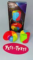 Кубик-логика, два в одной упаковке - улитка и цилиндр, в коробке 11*6,6*20,6 см FX7866 Ухти Тухти