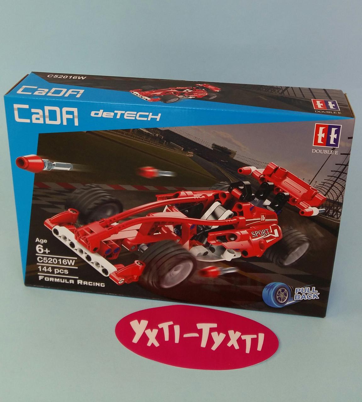 Конструктор гоночна машина, Конструктор CaDFI deTECH C52016W