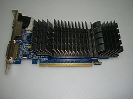 Видеокарта, NVIDIA GeForce GT 610 ASUS,1 Гб 64 бит