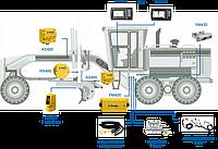 Ультразвуковая Система Trimble 2D для автогрейдеров