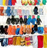 Перчатки рабочие (маслобензостойкие, строительные)
