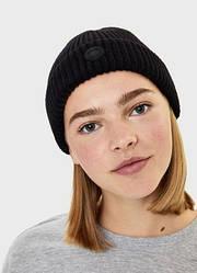Стильная шапка bershka размер s