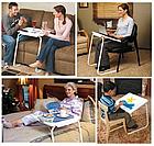 ОПТ Подставка для ноутбука складной стол Table-Mate 2 Мобильный, фото 6
