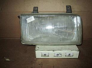 №3 Б/у фара права 701941018 для Volkswagen T4 (Transporter) 1990-2003