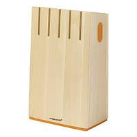 Блок для 5 ножей Fiskars Functional Form (1014228), фото 1