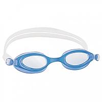 Очки для плавания BestWay 21019 в чехле (Синий)