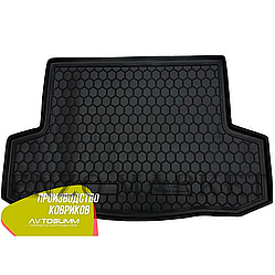 Автомобільний килимок в багажник Chevrolet Aveo 2006-2012 Sedan (Avto-Gumm)