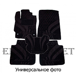 Текстильні автоковрики в салон Chevrolet Aveo 2003-2012 (AVTO-Tex)