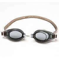 Очки для плавания BestWay 21049 7-14лет (Черный)
