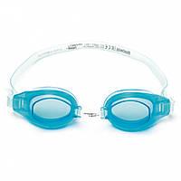 Очки для плавания BestWay 21049 7-14лет (Голубой)