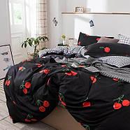 Полуторный комплект постельного белья Cherries, фото 3