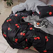 Полуторный комплект постельного белья Cherries, фото 7